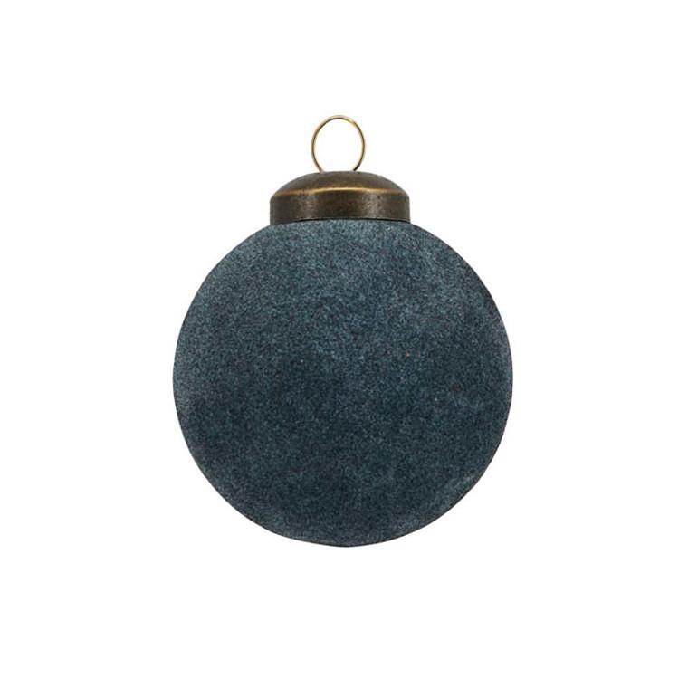 House Doctor Flock Ornament Mørkeblå Ø 5,5 cm