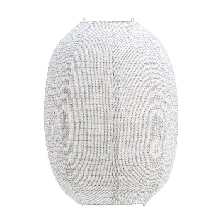 House Doctor Stitch Lampshade Off-White H 60 cm