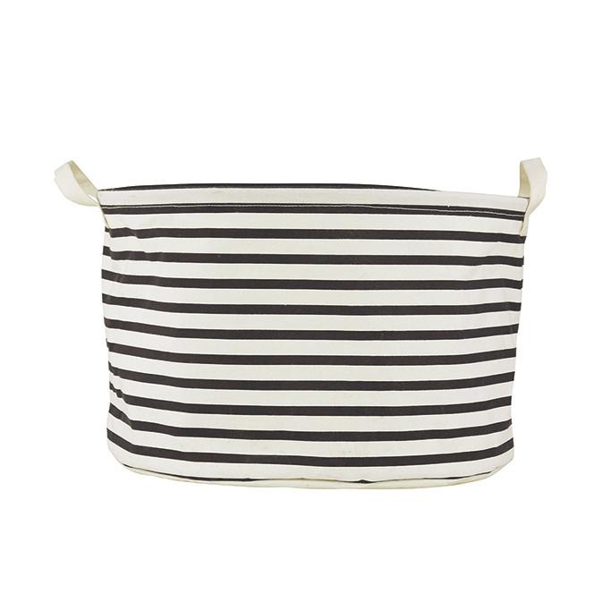 House Doctor Stripes Vasketøjspose