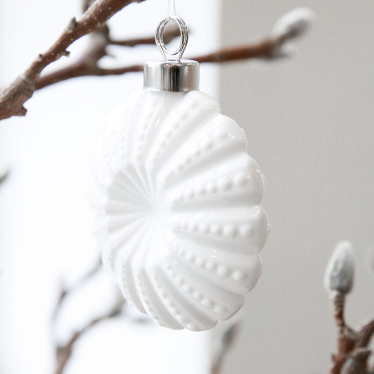 House Doctor Flower Ornament