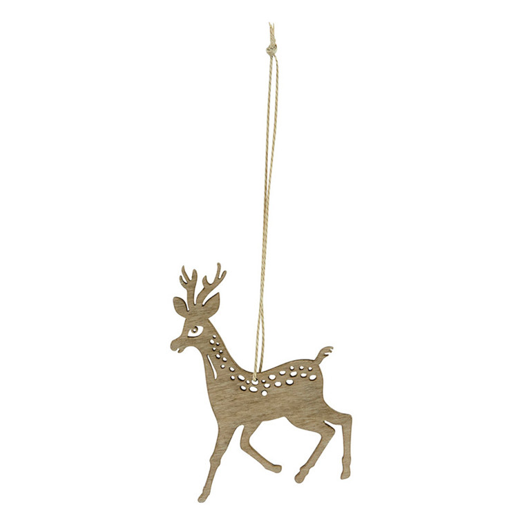 House Doctor Reindeer Ornament