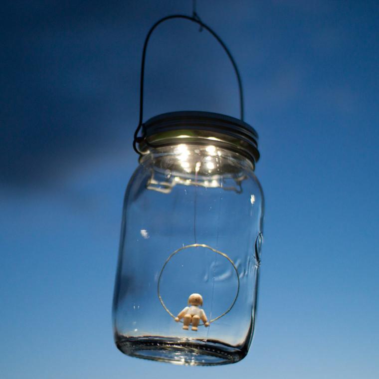 Just Right Solar Jar