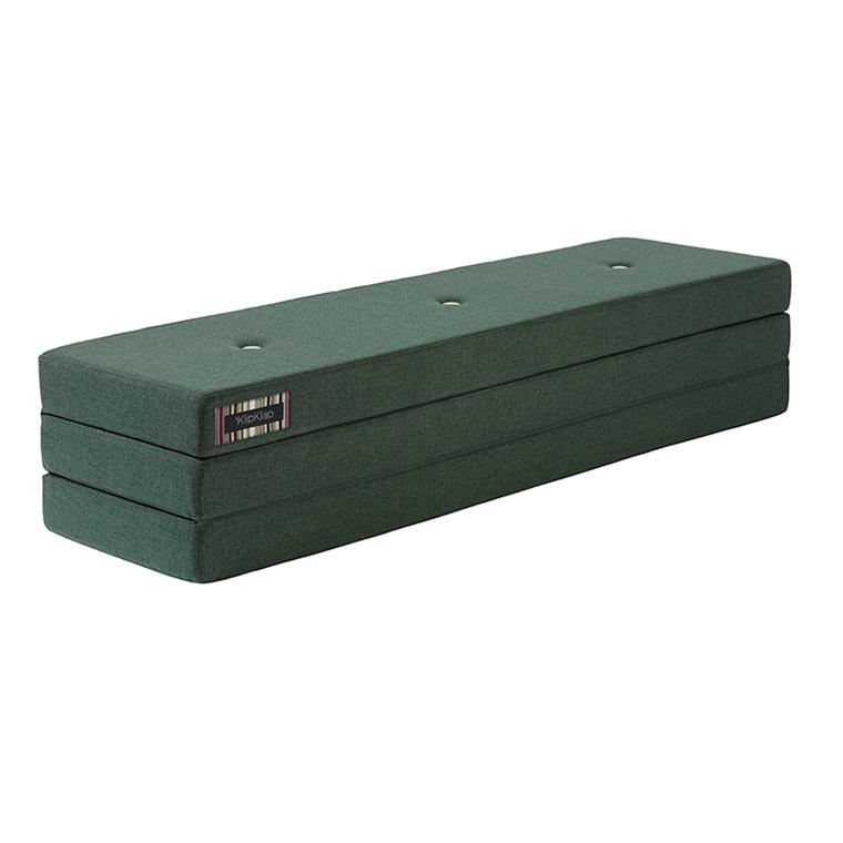 By KlipKlap 3 Fold XL Deep Green W. Light Green