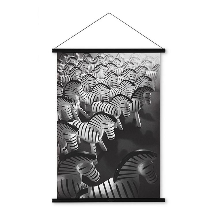 Kay Bojesen Hagedornhagen Zebra Kunstfoto