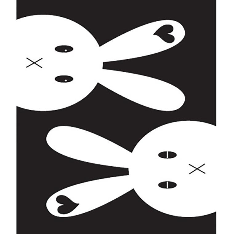 Kort & Plakat Kaninven Kort
