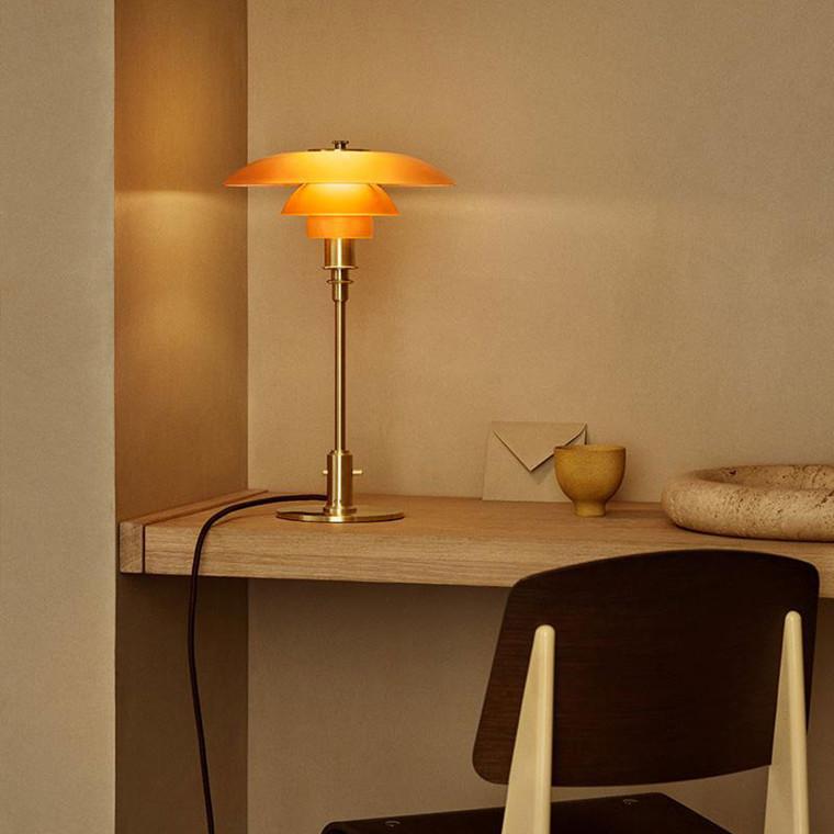 Louis Poulsen PH 3/2 Bord Limited Edition Ravfarvet