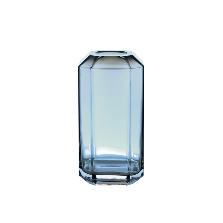 Louise Roe Jewel Vase Blue