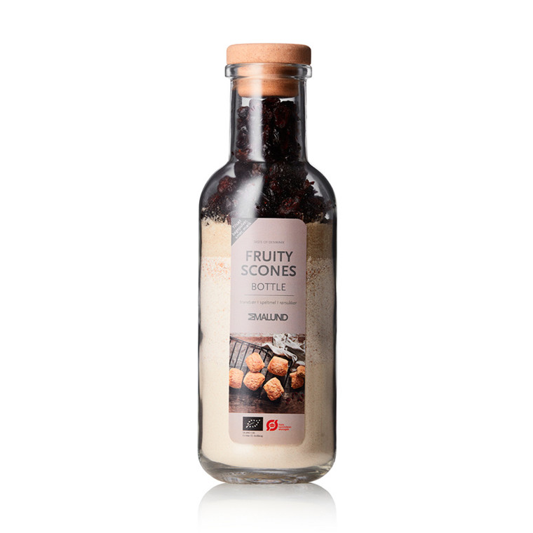 Malund Fruity Scones Bottle