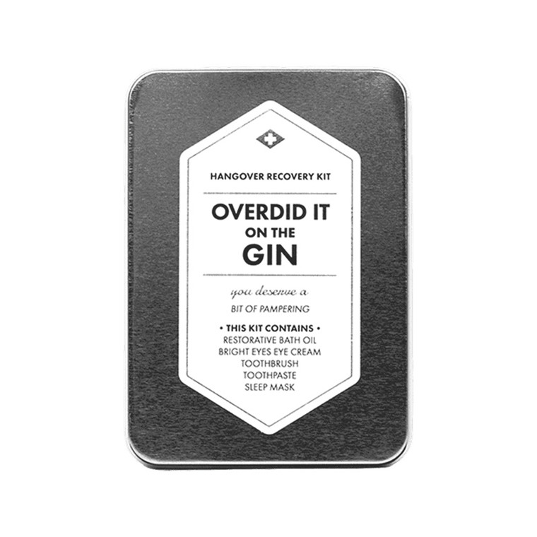 Men's Society Overdid It On The Gin Kit