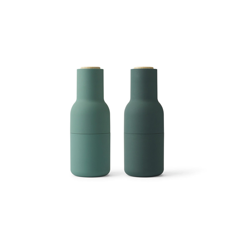Menu Bottle Grinder Dark Green