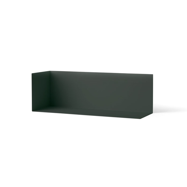 Menu Corner Shelf/Divider Medium Dark Green
