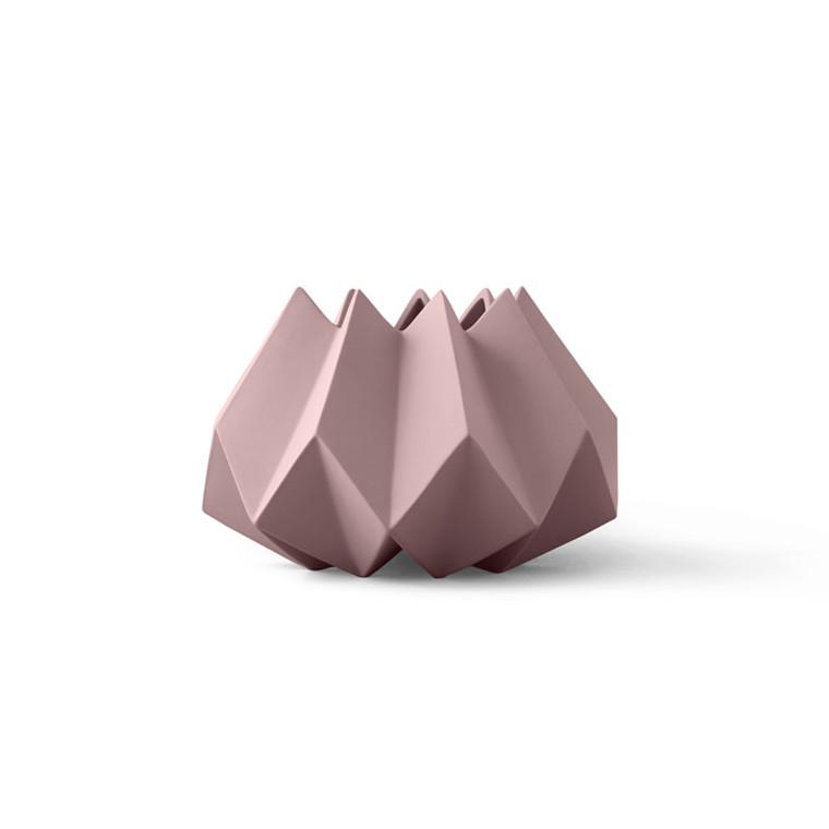 Menu Folded Vase Taupe