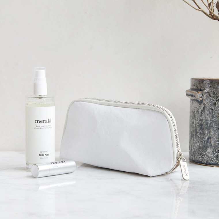Meraki Sences Make-Up Pung Hvid
