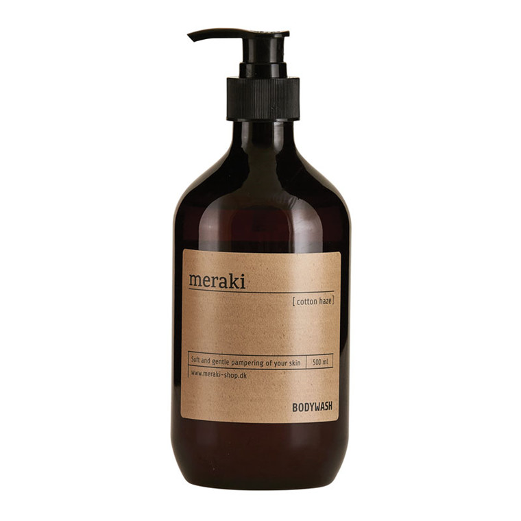 Meraki Cotton Haze Body Wash
