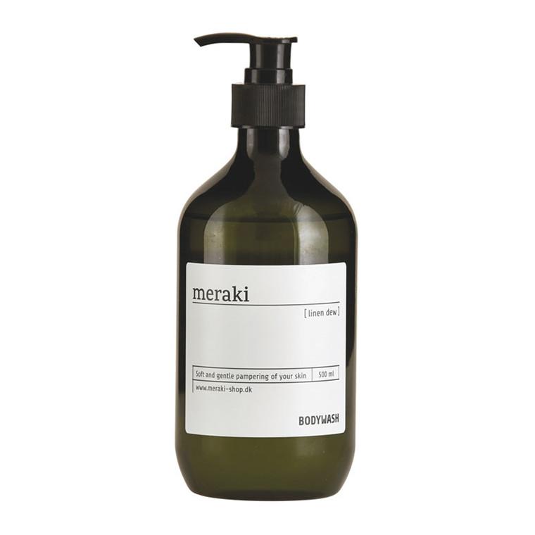 Meraki Linen Dew Body Wash