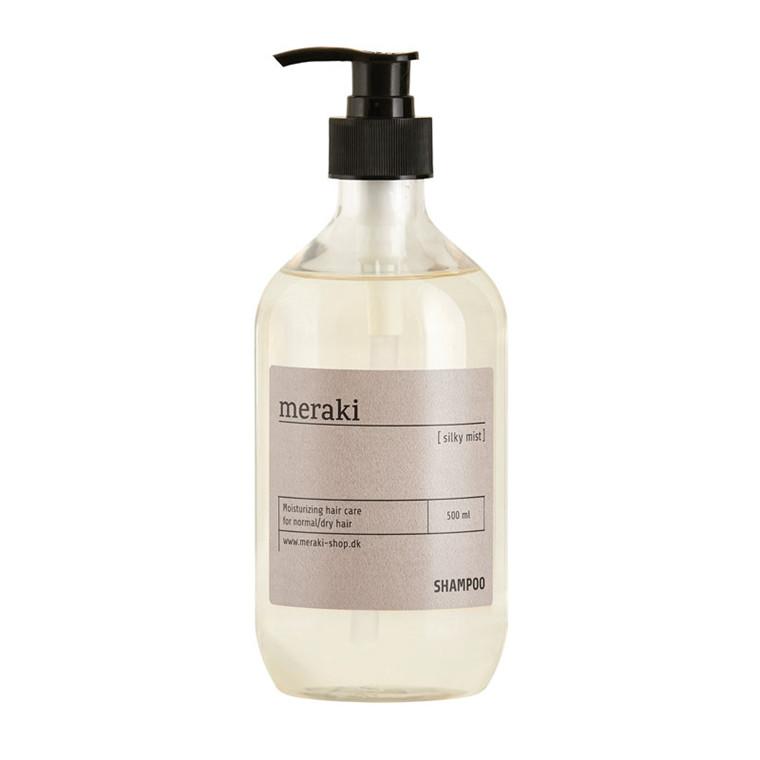 Meraki Silky Mist Moisturizing Shampoo