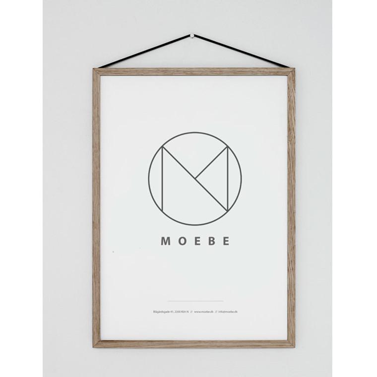 Moebe Oak Frame A3