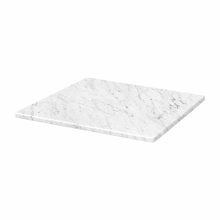 Montana Verner Panton Trådreol Topplade Hvid Marmor