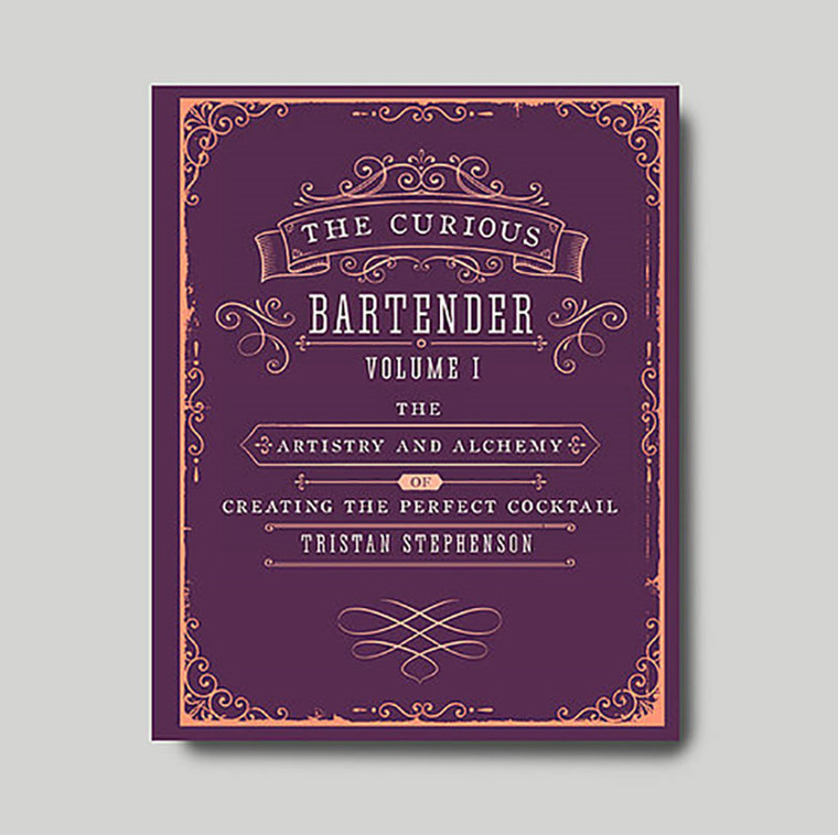 New Mags The Curious Bartender Bog