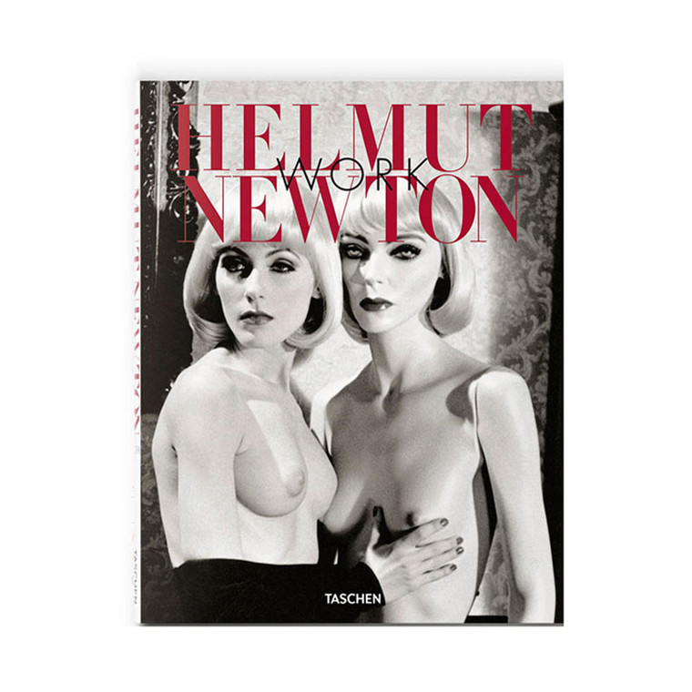 New Mags Helmut Newton Work Bog