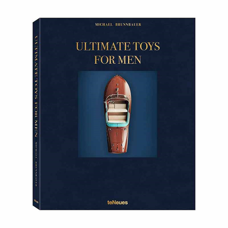 New Mags Ultimate Toys For Men Bog