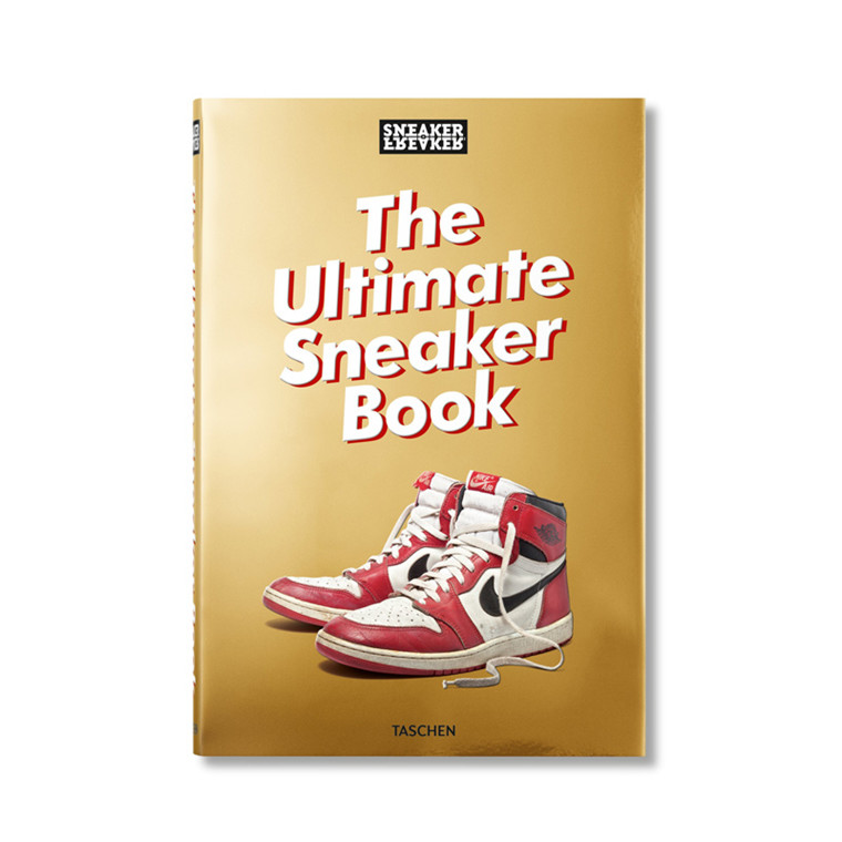 New Mags Sneaker Freaker: The Ultimate Sneaker Book