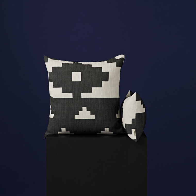 New Works Ikat Cushion Sort
