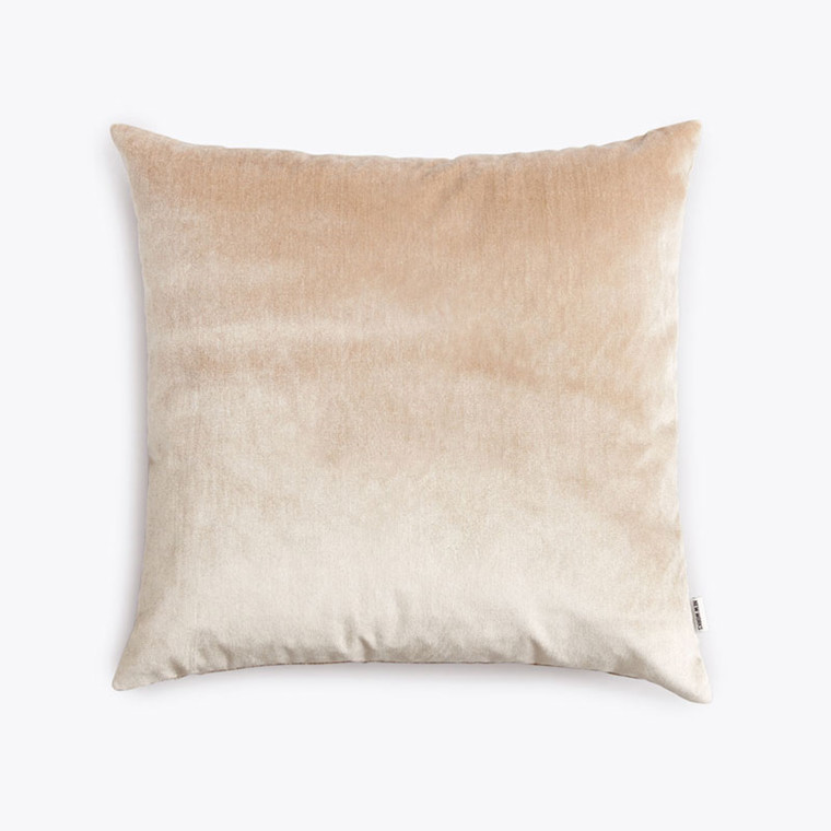 New Works Velvet Cushion Sand