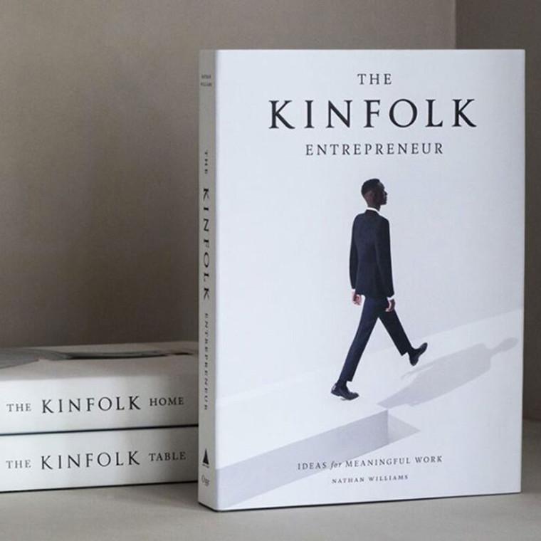 New Mags The Kinfolk Entrepreneur Bog