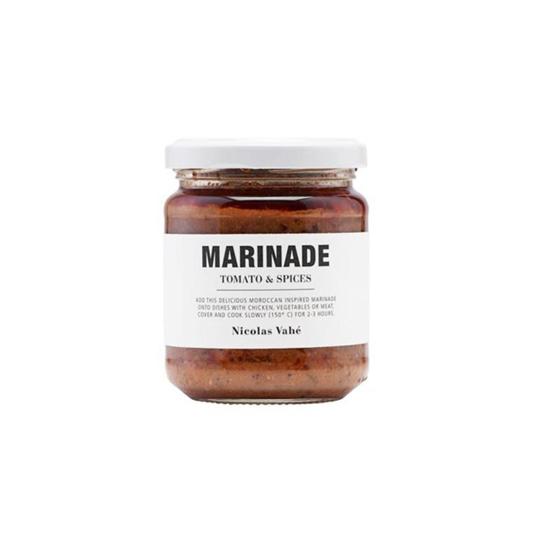 Nicolas Vahé Marinade Tomat & Krydderier