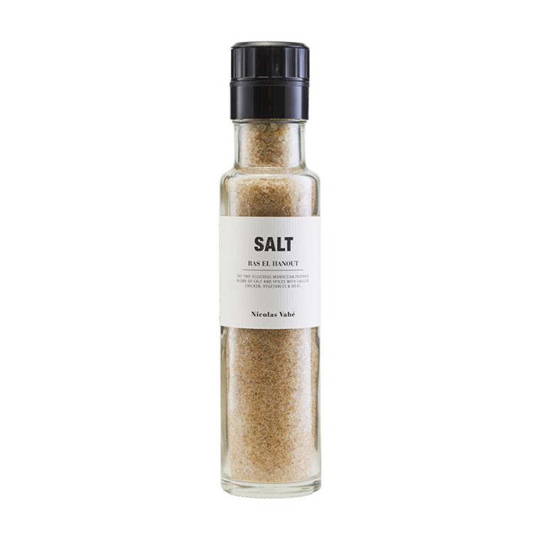 Nicolas Vahé Salt Ras El Hanout