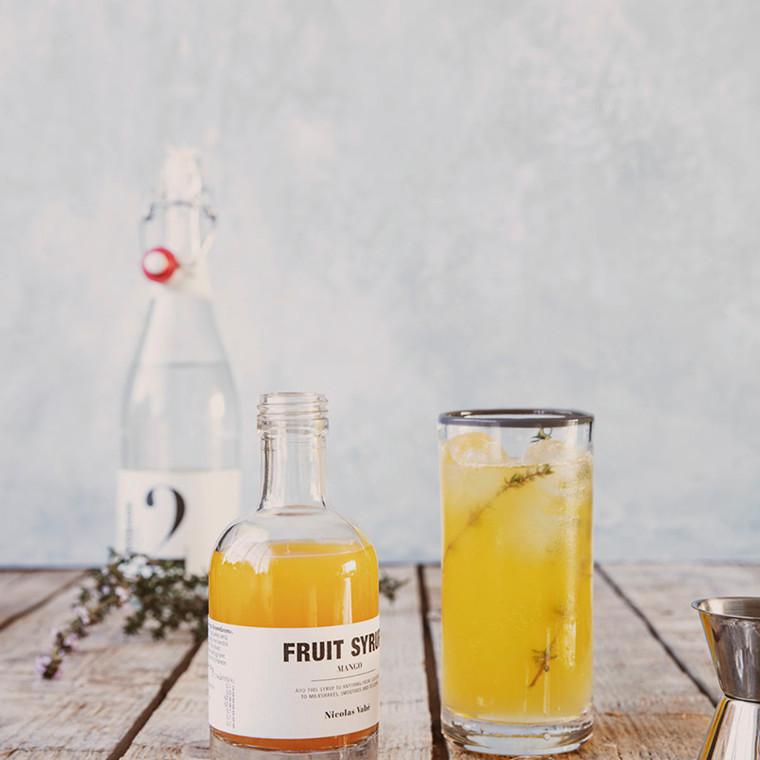 Nicolas Vahé Frugt Sirup Mango