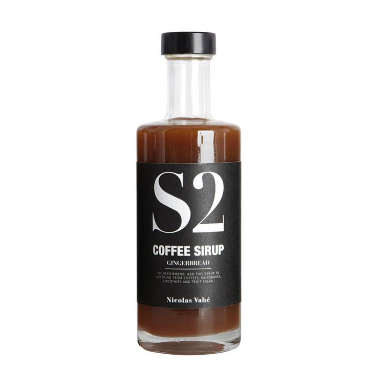 Nicolas Vahé Kaffesirup Honningkage
