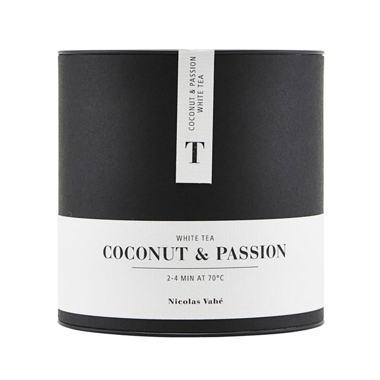 Nicolas Vahé Coconut & Passion White Tea