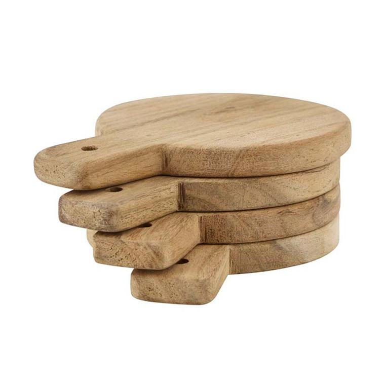 Nicolas Vahé Serveringsbræt/Coaster Træ
