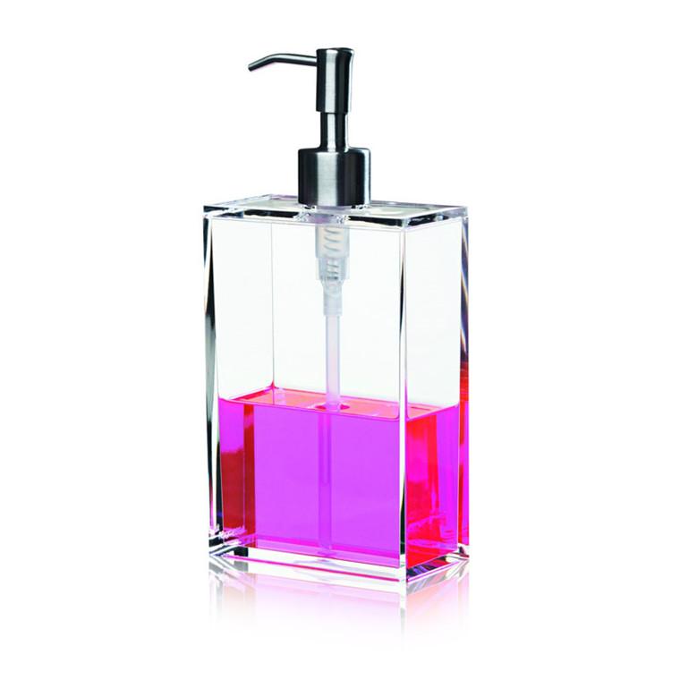 Nomess Clear Soap Dispenser