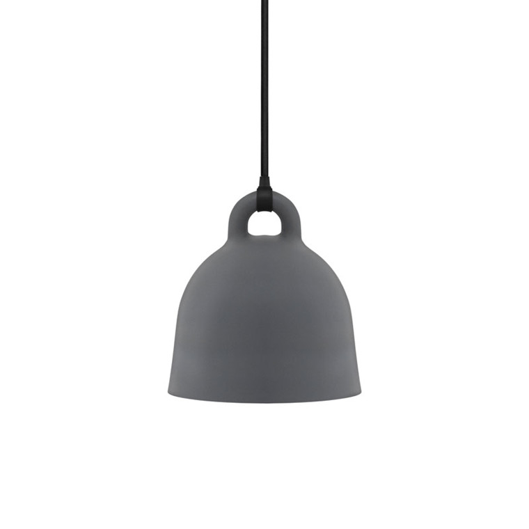 Normann Cph Bell Lamp Grey