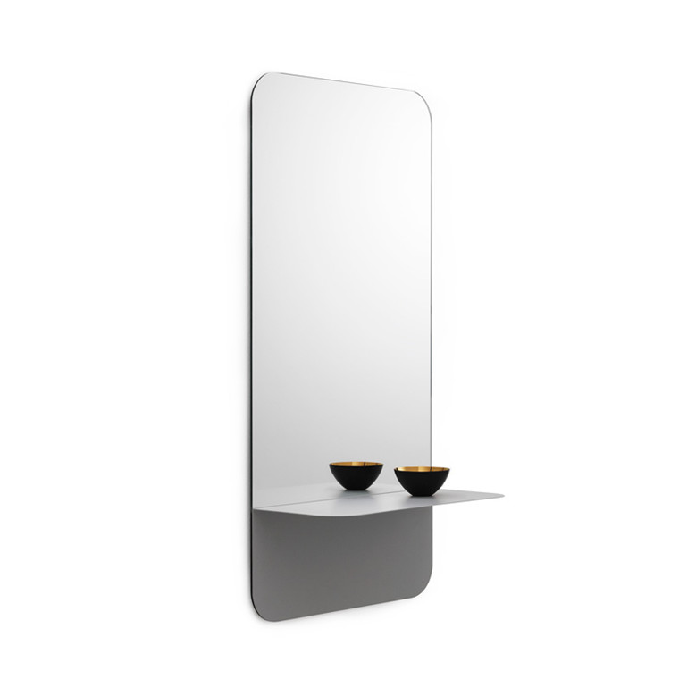 Normann Cph Horizon Mirror Vertical Grey