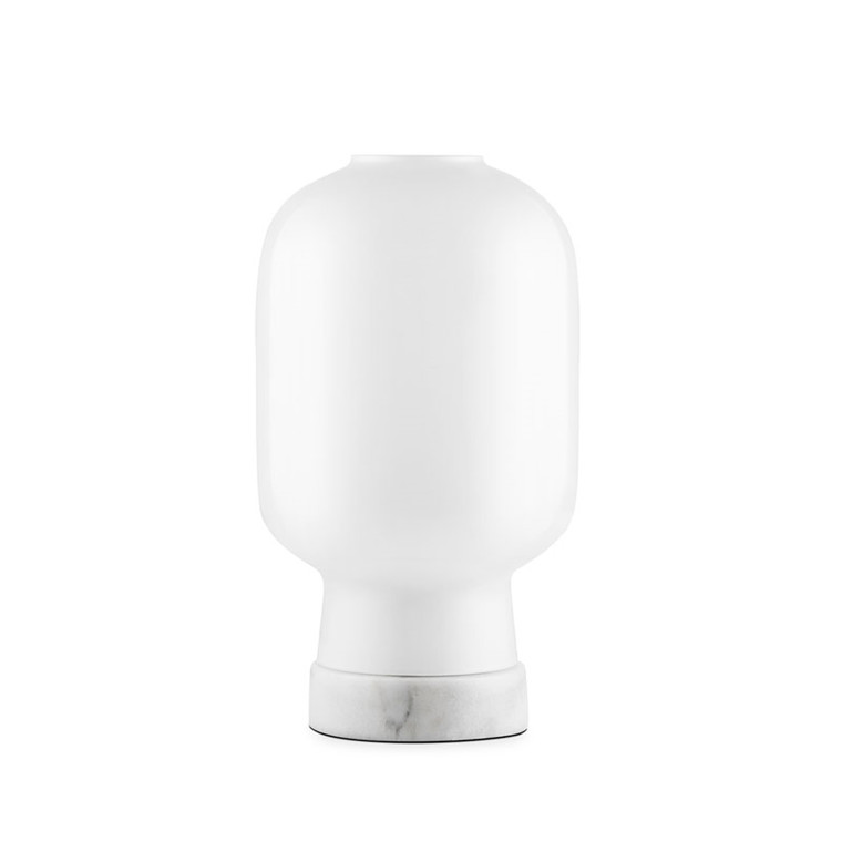 Normann Cph Amp Bordlampe Hvid