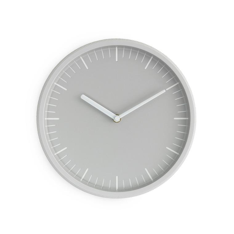 Normann Cph Day Wall Clock Light Grey