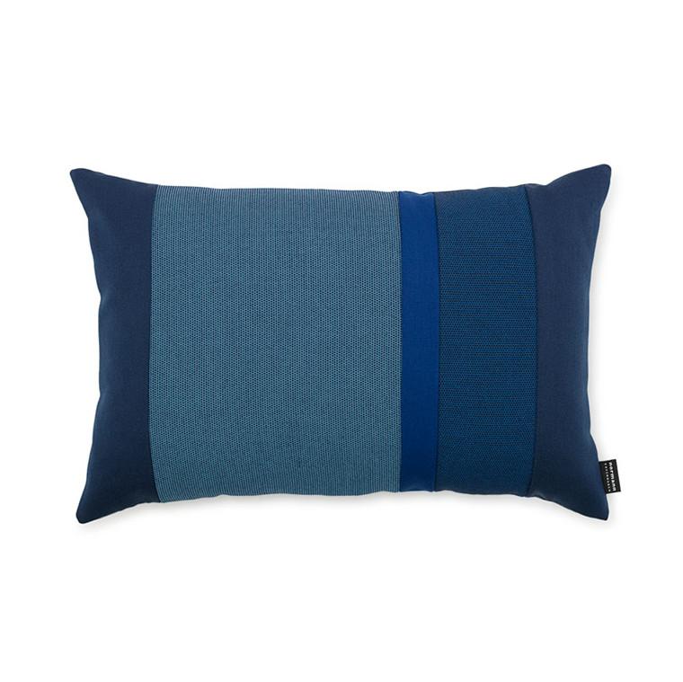Normann Cph Line Cushion Blue 40 x 60