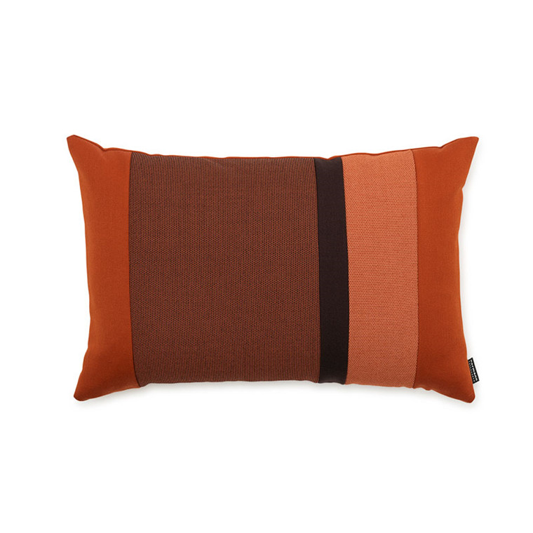 Normann Cph Line Cushion Orange 40 x 60