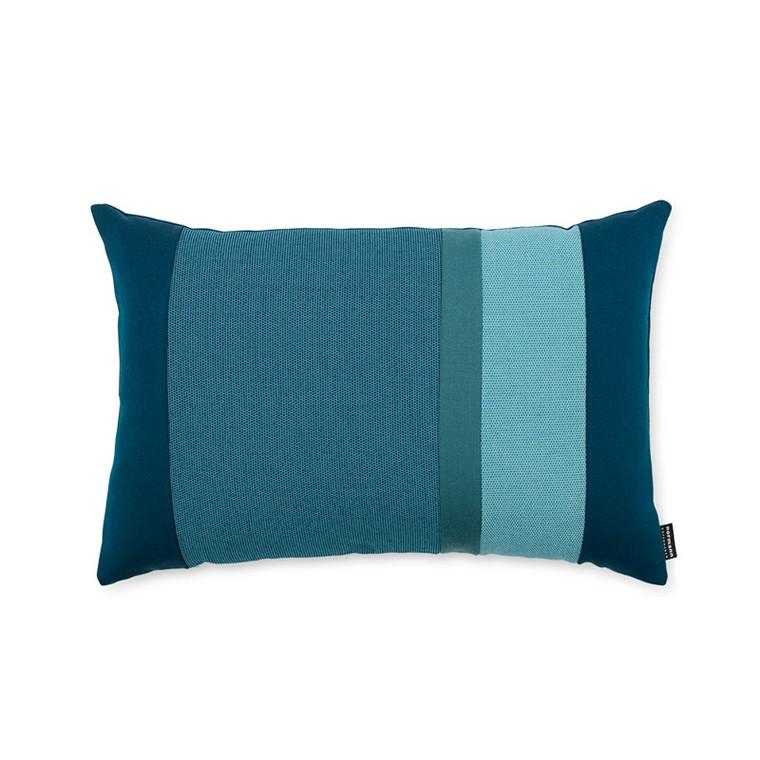 Normann Cph Line Cushion Turquoise 40 x 60
