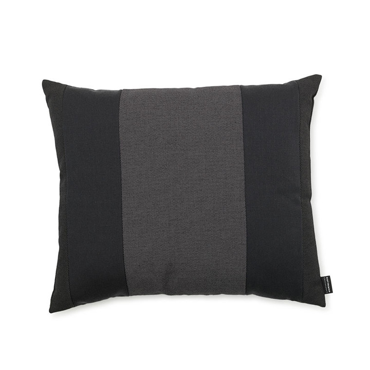 Normann Cph Line Cushion Dark Grey 50 x 60