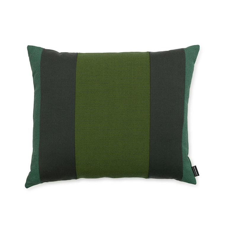 Normann Cph Line Cushion Green 50 x 60
