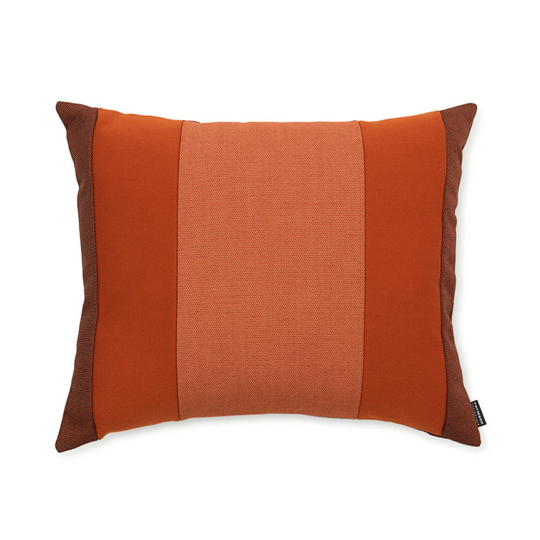 Normann Cph Line Cushion Orange 50 x 60