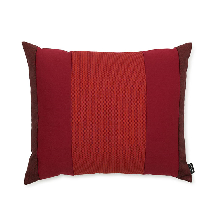Normann Cph Line Cushion Red 50 x 60