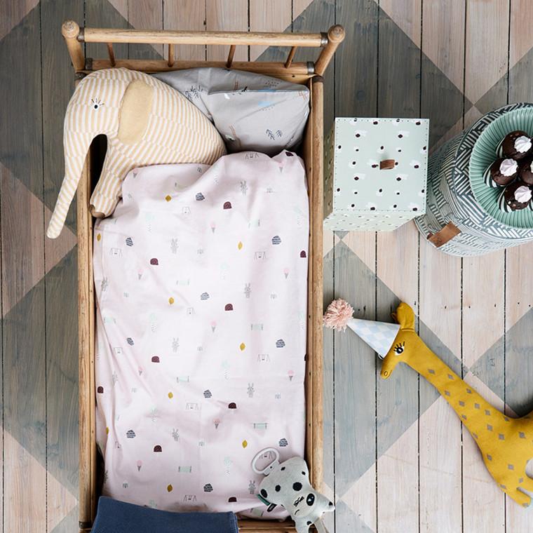 OYOY Happy Summer Bedding