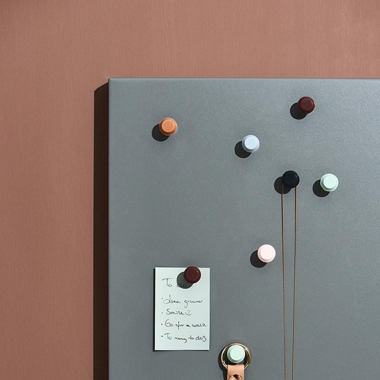 OYOY Magu Magnets Pale Mint/Aubergine