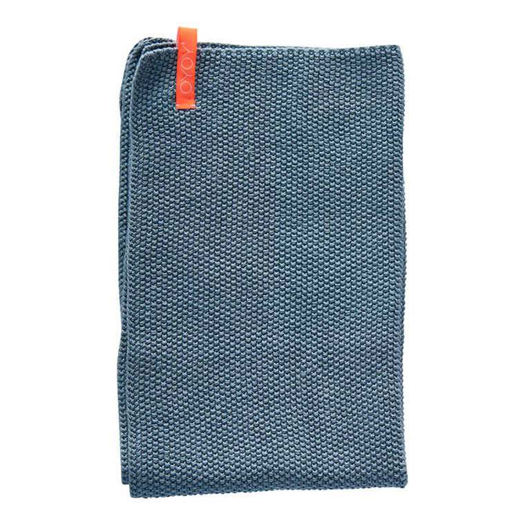 OYOY Mini Towel Dusty Aqua